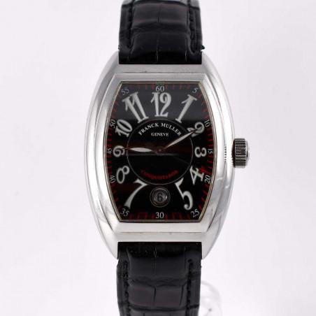 franck-muller-conquistador-date-curvex-master-complication-vintage-occasion-luxe-boutique-montres-mostra-store-aix-en-provence