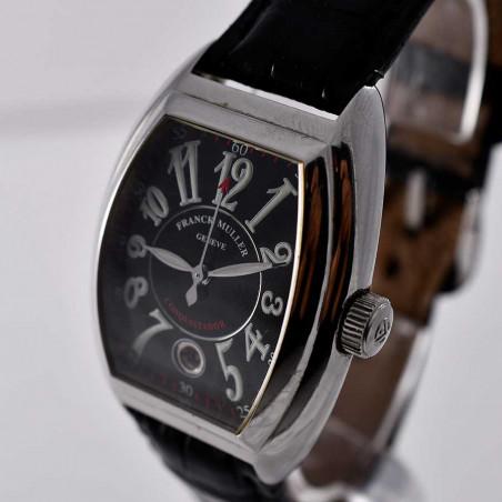 ヴィンテージコレクションウォッチブティック-franck-muller-conquistador-vintage-watches-shop-mostra-store-aix-en-provence-france