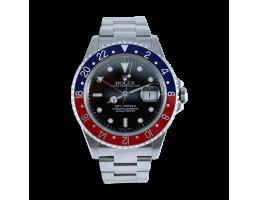 montre-de-collection-rolex-gmt-master-2-pepsi-vintage-occasion-16710-mostra-store-aix-en-provence-france