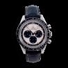 montre-de-collection-omega-speedmaster-edition-panda-blue-watch-newman-vintage-style-mostra-store-aix-en-provence
