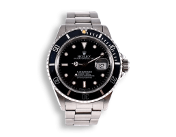 montre-rolex-submariner-four-lines-16610-calibre-3135-circa-1991-fullset-collection-mostra-store-boutique-aix-en-provence-watch