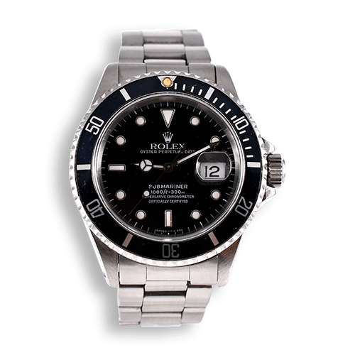 montre-rolex-submariner-four-lines-16610-calibre-3135-circa-1991-fullset-collection-mostra-store-boutique-aix-en-provence-watch