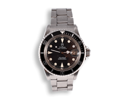 tudor-submariner-vintage montre occasion-collection-aix-marseille-nice-ref-76100