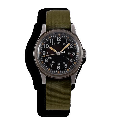 montre-militaire-hamilton-gg-w-113-us-navy-pilote-armee-americaine-tritium-aix-en-provence