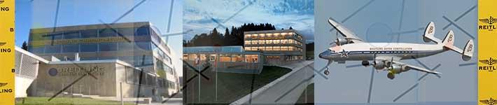 Breitling Factory usine de granges Schneider 1997