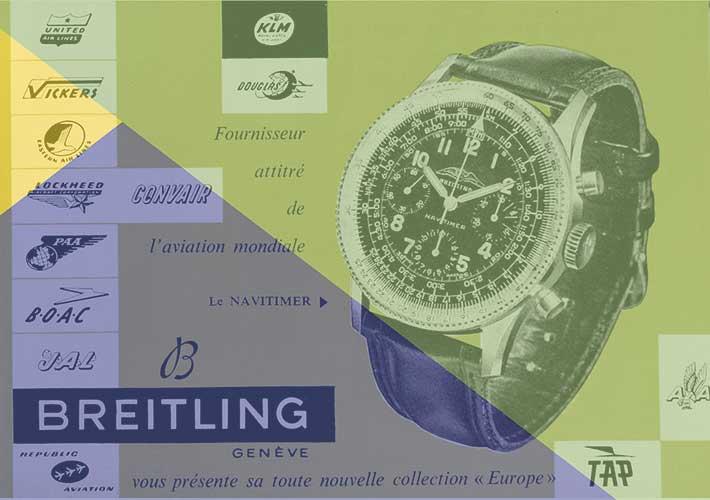 Breitling Fournisseur de l aviation mostra
