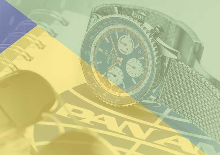 Breitling Navitimer PanAm by Mostra