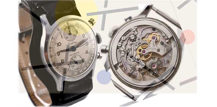 Breitling Chronographe 170 Pilot Watch