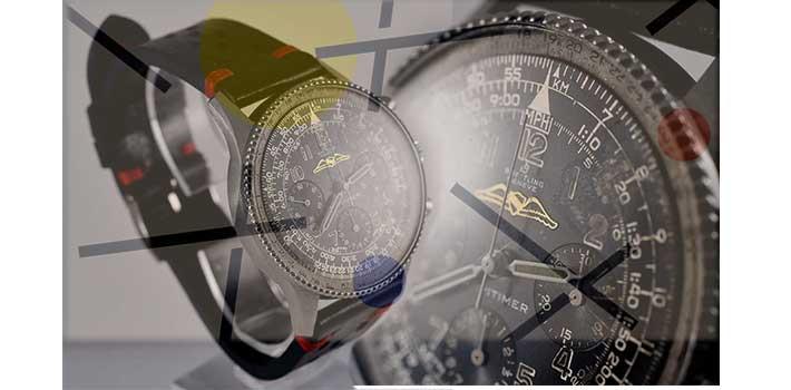 Breitling Navitimer AOPA Sixties