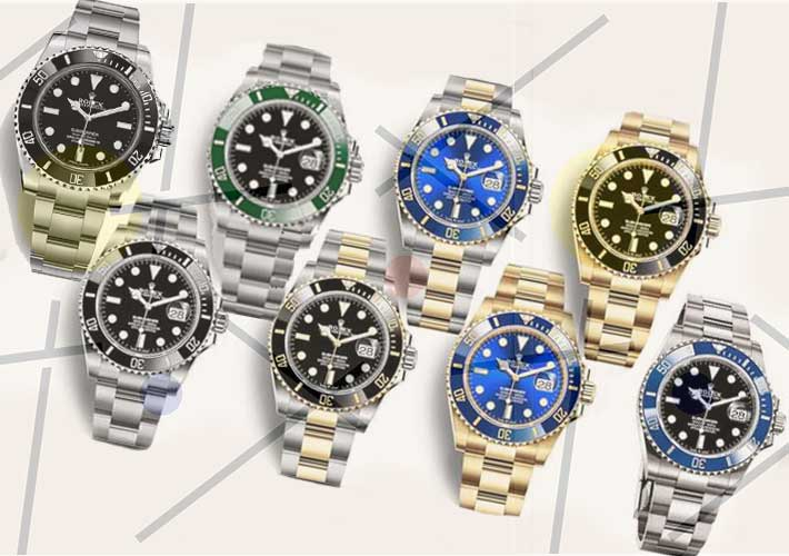 New Rolex Submariner 41 mm