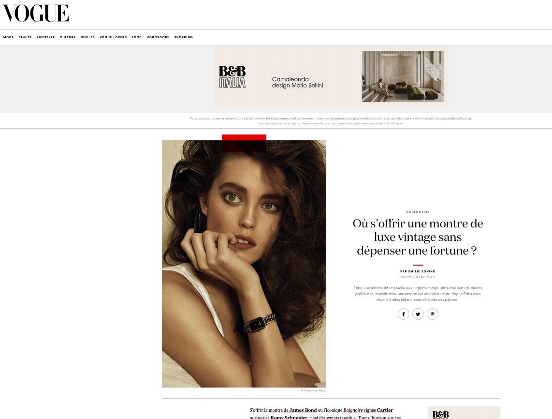 mostra-store-presse-vogue-mode-montres-de-luxe-occasion-aix-enprovence-marseille