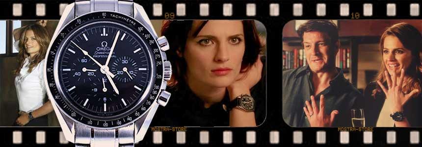 omega-speedmaster-full-set-kate-beckett-montres-actrices-cinema-acteurs-series-tele-mostra-store-aix-en-provence