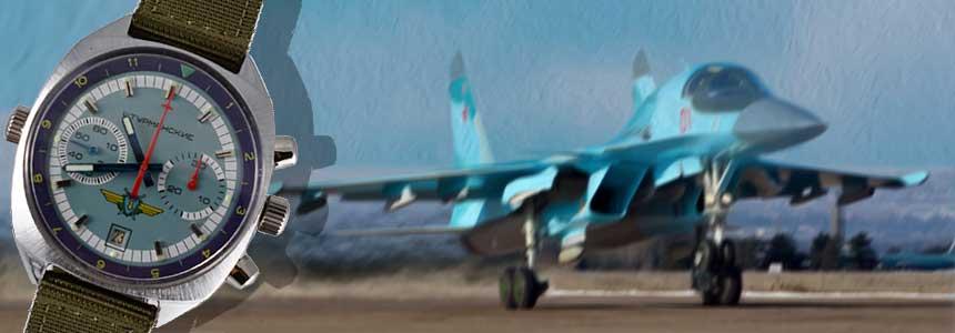 poljot-montre-militaire-pilote-russe-russian-air-force-chronograph-mostra-store-montres-militaires-aviation-aix-en-provence-boutique