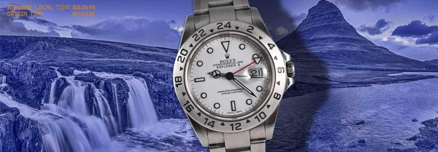 rolex-explorer-2-occasion-vintage-16570-polar-white-dial-mostra-store-aix-rolex-vintage-watches-shop-boutique-montres
