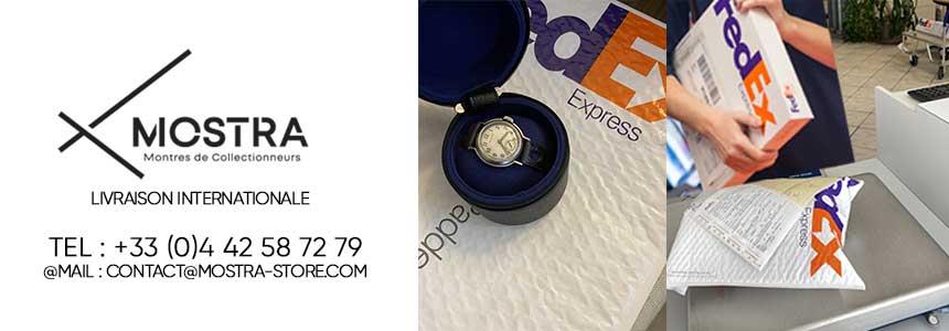 livraison-montres-de-collection-de-luxe-vintage-vente-boutique-mostra-store-aix-en-provence-shipping-worldwide