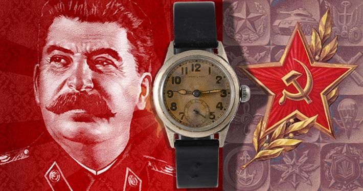 military-hamilton-soviet-war-relief-russian-roshan-watch-staline-mostra-store-aix-1941