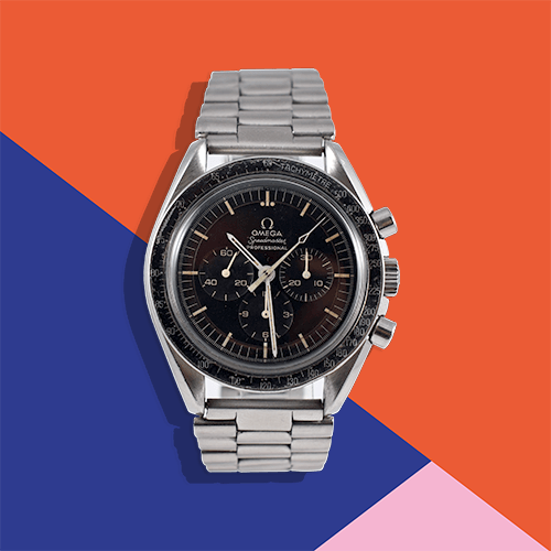 Le chronographe en vogue dans l'aviation des seventies